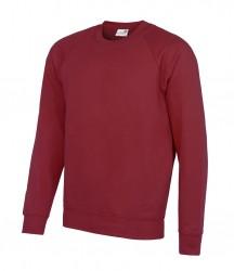Image 6 of AWDis Academy Raglan Sweatshirt