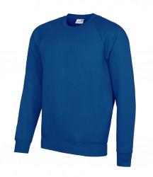 Image 3 of AWDis Academy Raglan Sweatshirt