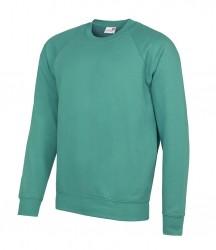 Image 2 of AWDis Academy Raglan Sweatshirt