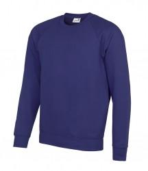 Image 13 of AWDis Academy Raglan Sweatshirt