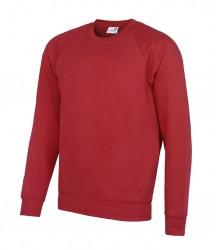 Image 12 of AWDis Academy Raglan Sweatshirt