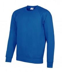 Image 11 of AWDis Academy Raglan Sweatshirt