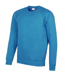 Image 10 of AWDis Academy Raglan Sweatshirt