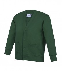 Image 5 of AWDis Academy Kids Sweat Cardigan