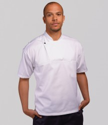 Image 1 of AFD Short Sleeve Chef's Tunic