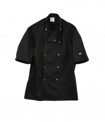 Image 2 of AFD Short Sleeve Coolmax® Chef's Jacket