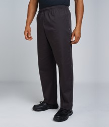 AFD Elasticated Chef's Trousers image