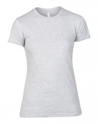 Image 11 of Anvil Ladies Lightweight Fitted T-Shirt