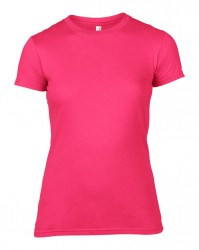 Image 12 of Anvil Ladies Lightweight Fitted T-Shirt