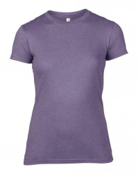 Image 13 of Anvil Ladies Lightweight Fitted T-Shirt