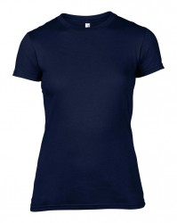 Image 14 of Anvil Ladies Lightweight Fitted T-Shirt