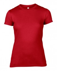 Image 5 of Anvil Ladies Lightweight Fitted T-Shirt