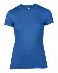 Image 7 of Anvil Ladies Lightweight Fitted T-Shirt