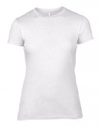 Image 6 of Anvil Ladies Lightweight Fitted T-Shirt
