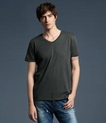 Anvil Lightweight V Neck T-Shirt image
