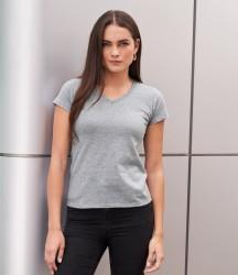 Anvil Ladies Lightweight V Neck T-Shirt image