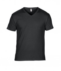 Anvil Featherweight V Neck T-Shirt image