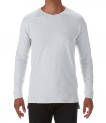 Image 3 of Anvil Unisex Lightweight Long Sleeve Long & Lean T-Shirt