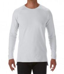 Image 6 of Anvil Unisex Lightweight Long Sleeve Long & Lean T-Shirt