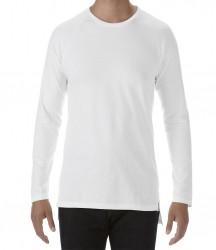 Image 5 of Anvil Unisex Lightweight Long Sleeve Long & Lean T-Shirt