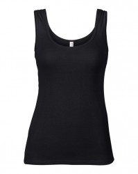 Anvil Ladies Rib Tank Top image