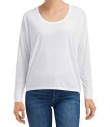 Image 4 of Anvil Ladies Freedom Long Sleeve T-Shirt