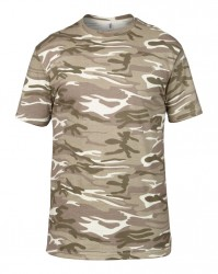 Image 2 of Anvil Camouflage T-Shirt