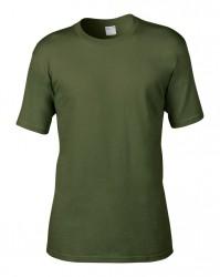 Image 11 of AnvilOrganic™ Crew Neck T-Shirt