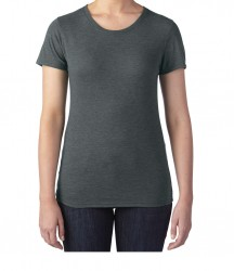 Image 2 of Anvil Ladies Tri-Blend T-Shirt