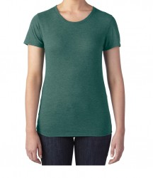 Image 15 of Anvil Ladies Tri-Blend T-Shirt