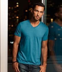 Anvil Tri-Blend V Neck T-Shirt image