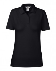 Image 5 of Anvil Ladies Cotton Double Piqué Polo Shirt