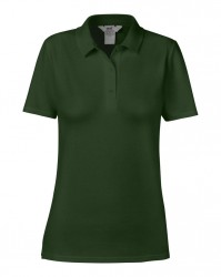 Image 13 of Anvil Ladies Cotton Double Piqué Polo Shirt