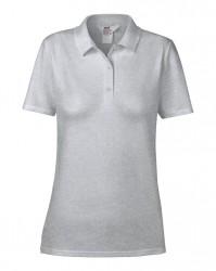 Image 10 of Anvil Ladies Cotton Double Piqué Polo Shirt