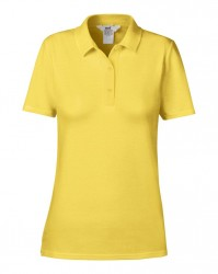 Image 11 of Anvil Ladies Cotton Double Piqué Polo Shirt