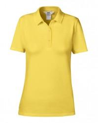 Image 9 of Anvil Ladies Cotton Double Piqué Polo Shirt