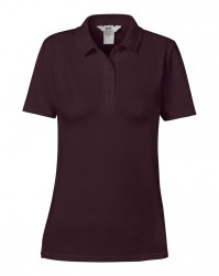 Image 10 of Anvil Ladies Cotton Double Piqué Polo Shirt