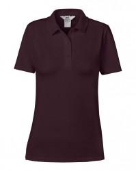 Image 8 of Anvil Ladies Cotton Double Piqué Polo Shirt