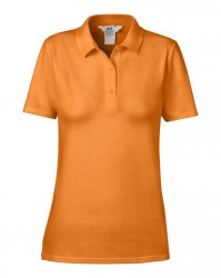 Image 9 of Anvil Ladies Cotton Double Piqué Polo Shirt