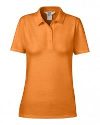 Image 7 of Anvil Ladies Cotton Double Piqué Polo Shirt