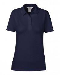 Image 8 of Anvil Ladies Cotton Double Piqué Polo Shirt