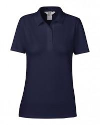 Image 6 of Anvil Ladies Cotton Double Piqué Polo Shirt