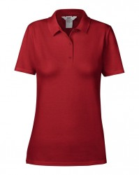 Image 6 of Anvil Ladies Cotton Double Piqué Polo Shirt