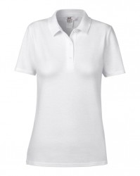 Image 17 of Anvil Ladies Cotton Double Piqué Polo Shirt