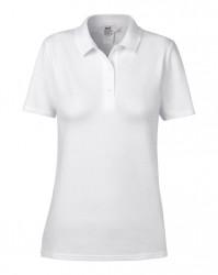 Image 2 of Anvil Ladies Cotton Double Piqué Polo Shirt
