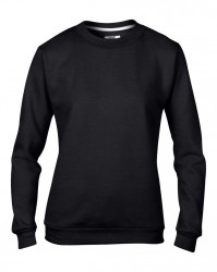 Image 9 of Anvil Ladies Crew Neck Sweatshirt