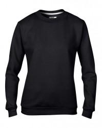 Image 13 of Anvil Ladies Crew Neck Sweatshirt