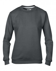 Image 8 of Anvil Ladies Crew Neck Sweatshirt