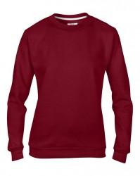 Image 10 of Anvil Ladies Crew Neck Sweatshirt