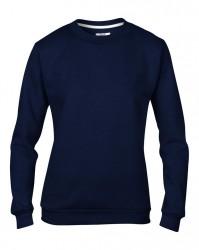 Image 9 of Anvil Ladies Crew Neck Sweatshirt